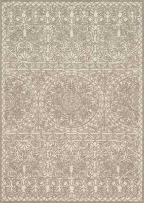 "GLENDALE Rug NATURAL 7'-9"" x 9'-9"" - Loma Threads"