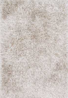 "LINDEN SHAG Rug BONE 7'-6"" x 9'-6"" - Loma Threads"