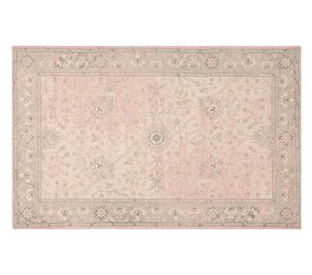 Monique Lhuillier Printed Rug, 5'x8' - Pottery Barn Kids
