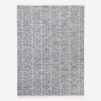 Reflected Diamonds Indoor/Outdoor Rug - West Elm
