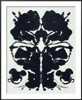 """RORSCHACH - Andy Warhol 36""""x44"""" Wood Mount Art Print - art.com"""