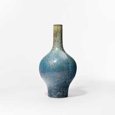 Reactive Glaze Vases - Light Blue- Large Vase - West Elm