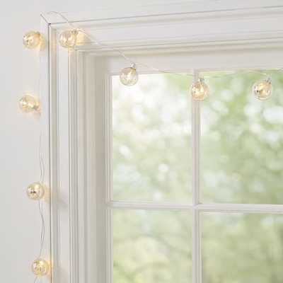 Mercury String Lights - Pottery Barn Teen