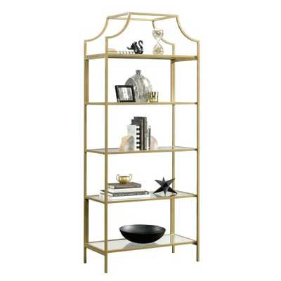 Better Homes & Gardens Nola Decorative Bookcase - Hayneedle