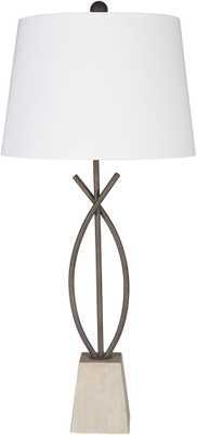 Wyatt Table Lamp - Neva Home