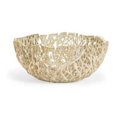 Vargas Cutout Decor Bowl - Mercer Collection