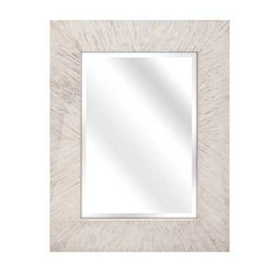 Embry Mother of Pearl Mirror - Mercer Collection