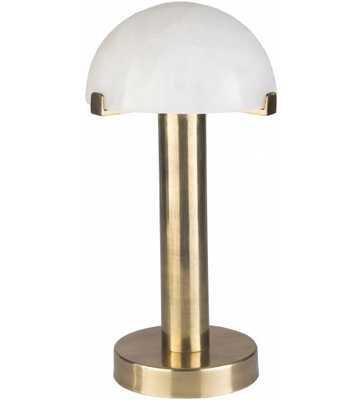 LELANI TABLE LAMP, GOLD - Lulu and Georgia