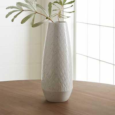 Cassandra Vase - Crate and Barrel
