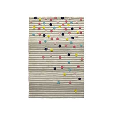 Sprinkles 8x10' Striped Rug - Crate and Barrel