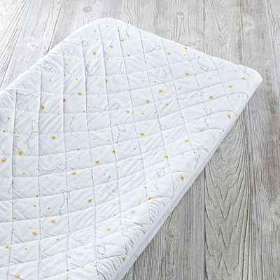 Big Dipper Star Changing Pad Cover - Crate and Barrel