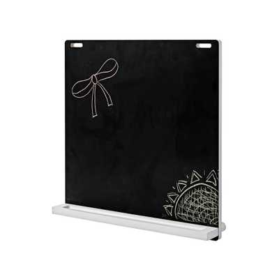 Beaumont Reversible Chalkboard/Whiteboard - Crate and Barrel