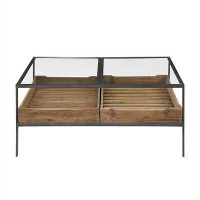 Silas, Coffee Table - Hudsonhill Foundry