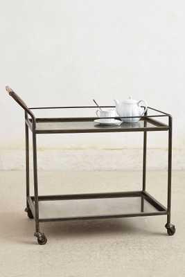 Mercury Bar Cart - Anthropologie