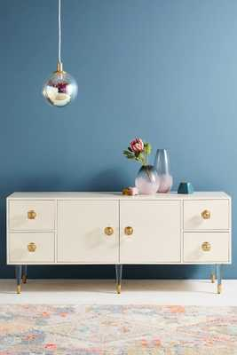 Lacquered Regency Buffet - Anthropologie
