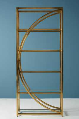 Hemisphere Bookshelf - Anthropologie