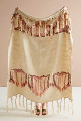 Isla Throw Blanket - Anthropologie