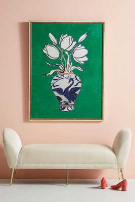 Flowers In A Vase Wall Art - Anthropologie