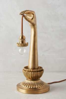 Lightbearer Table Lamp - Anthropologie