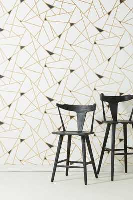 Geo Mosaic Wallpaper - Anthropologie