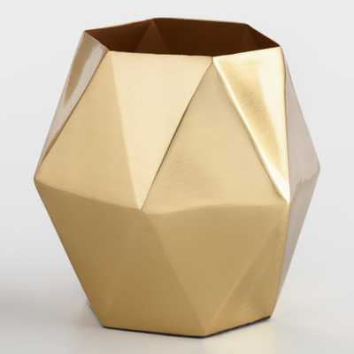 Gold Kiara Pencil Cup by World Market - World Market/Cost Plus