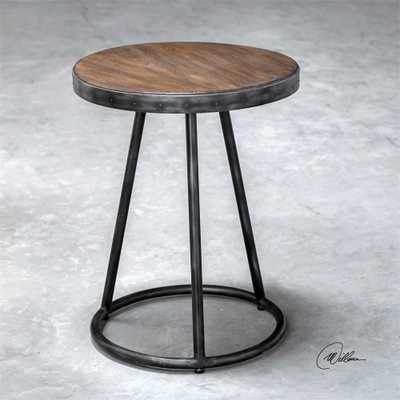 Hector Accent Table - Hudsonhill Foundry