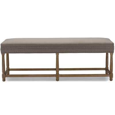 Troxler Wood Bench - Wayfair