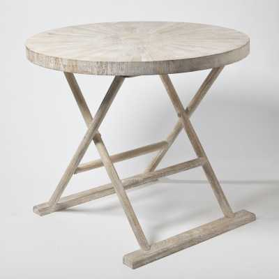 DRIFTWOOD LOFT END TABLE - Perigold