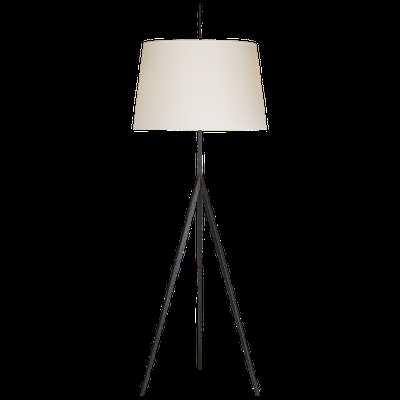 Triad Hand-Forged Floor Lamp - Circa Lighting