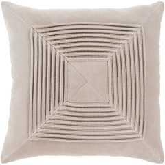 Akira AKA-006 Pillow Shell with Down Insert 18x18 - Neva Home