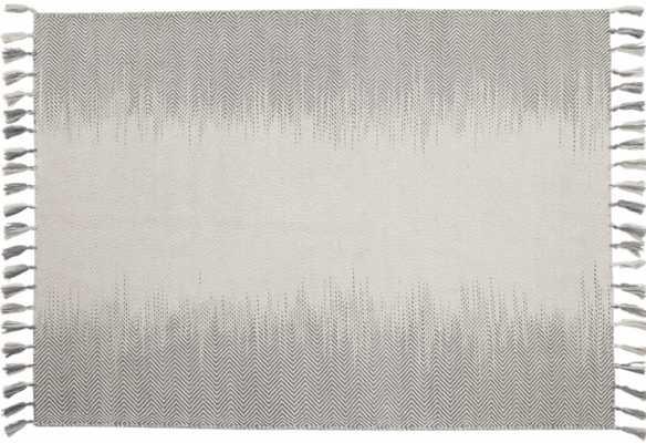 Mendes Area Rug GRAY/WHITE - 5x8 - Apt2B