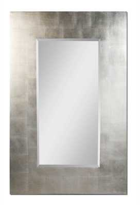 Wall Mirror, Rembrandt, Silver - Hudsonhill Foundry