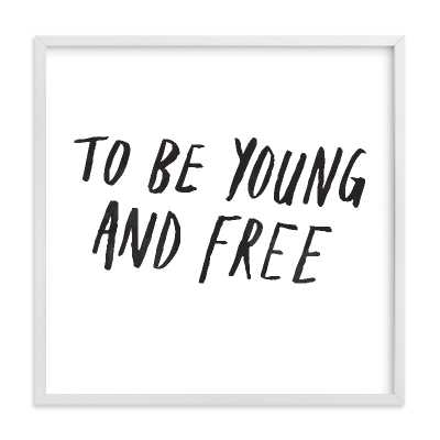 Young and Free - Minted