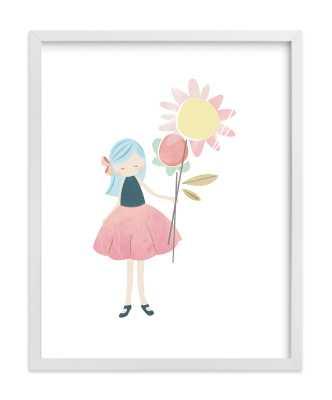 flower girl - Minted