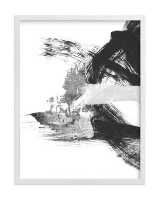 "Blackbird Chain - final frame size:  19.3"" X 25.3"" - Minted"