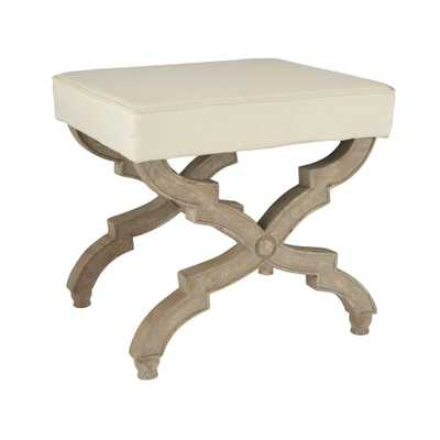 X-BASE STOOL - CREAM - Wisteria