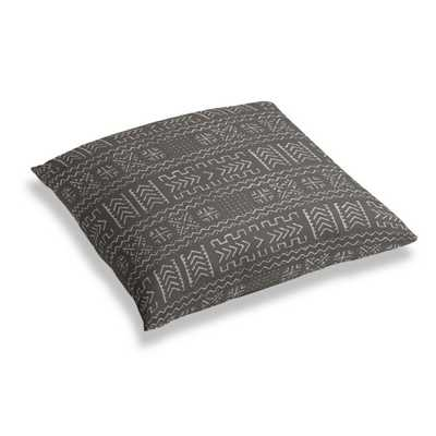 Simple Floor Pillow  Play Tribal - Castor - Loom Decor