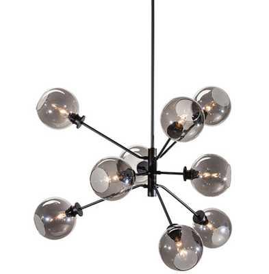 Atom Pendant, Grey - High Fashion Home