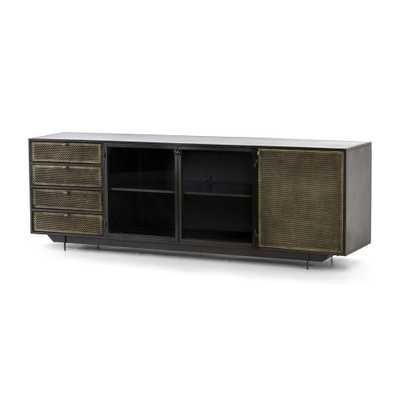 Hendrick Media Console - Crate and Barrel