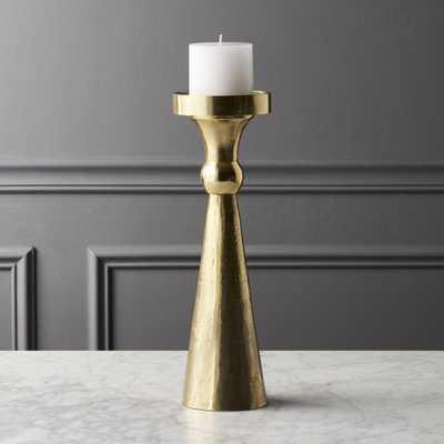 Franke Short Pillar Candle Holder - CB2