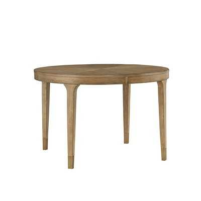 Bargas Solid Wood Dining Table - Wayfair