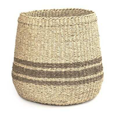 Woven Rattan Basket - Wayfair