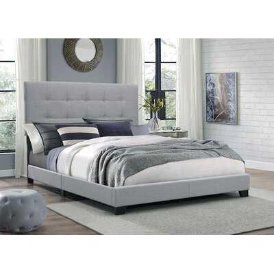 Finnigan Upholstered Standard Bed - Wayfair