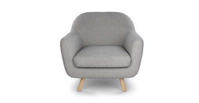 Gabriola Dover Bouclé Lounge Chair - Article