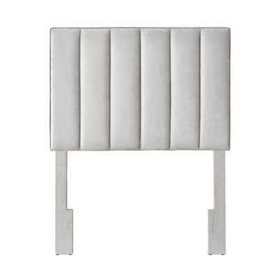 Aryn Twin Upholstered Panel Headboard - Wayfair