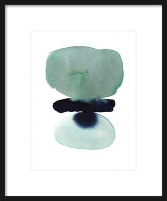 zen stack by Kelly Witmer for Artfully Walls - Artfully Walls
