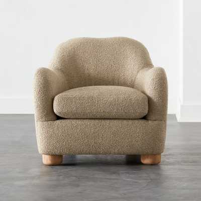 Bacio Lounge Chair - CB2
