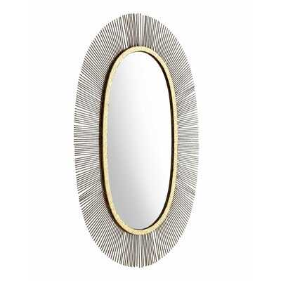 Juju Glam Accent Mirror - Wayfair