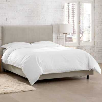 Doleman Traditional Upholstered Standard Bed - Wayfair