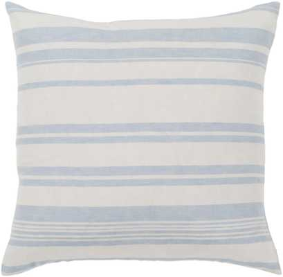 "Baris - BIS-002 - 18"" x 18"" - pillow cover only - Neva Home"